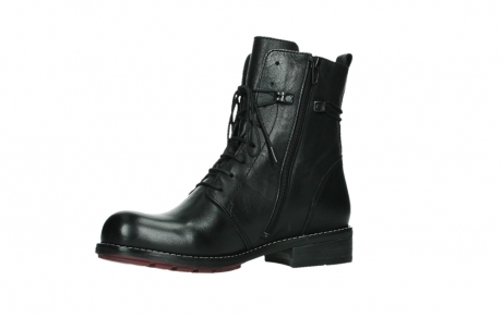wolky mid calf boots 04432 murray 20000 black leather_11