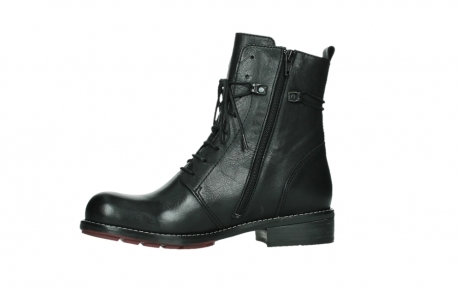 wolky mid calf boots 04432 murray 20000 black leather_12