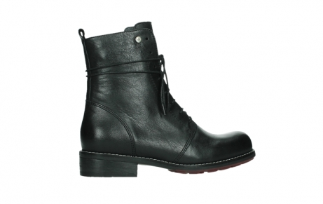 wolky mid calf boots 04432 murray 20000 black leather_24