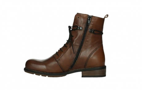 wolky mid calf boots 04438 murray cw 20430 cognac leather cold winter warm lining_13