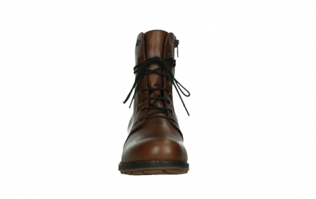 wolky mid calf boots 04438 murray cw 20430 cognac leather cold winter warm lining_7