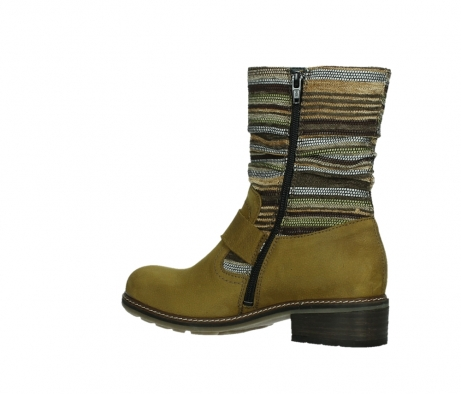 wolky mid calf boots 04479 thor 19940 mustard nubuckleather_15