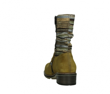 wolky mid calf boots 04479 thor 19940 mustard nubuckleather_18