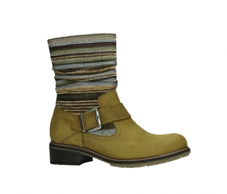 wolky mid calf boots 04479 thor 19940 mustard nubuckleather_2