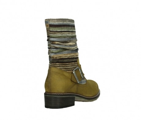 wolky mid calf boots 04479 thor 19940 mustard nubuckleather_21