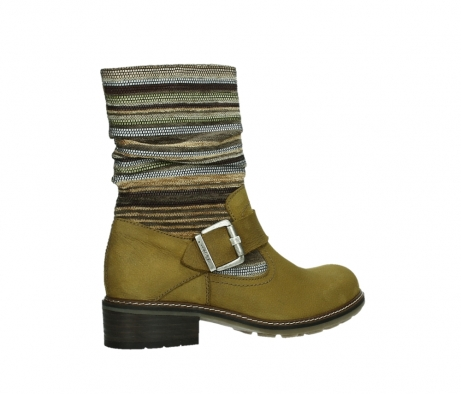 wolky mid calf boots 04479 thor 19940 mustard nubuckleather_23