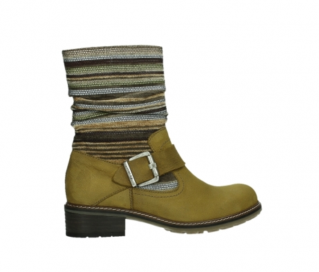 wolky mid calf boots 04479 thor 19940 mustard nubuckleather_24