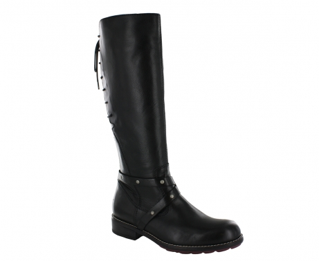wolky high boots u 04433 belmore 20000 black leather