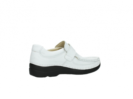 wolky slipons 06221 roll strap 70100 white printed leather_11