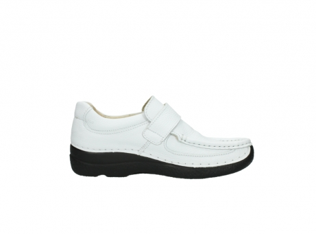 wolky slipons 06221 roll strap 70100 white printed leather_13