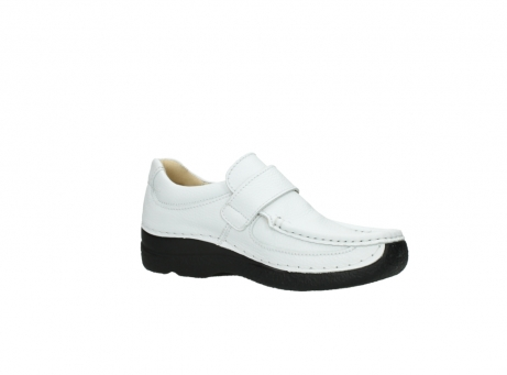 wolky slipons 06221 roll strap 70100 white printed leather_15