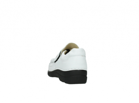 wolky slipons 06221 roll strap 70100 white printed leather_6