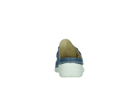 wolky clogs 06202 roll slide 15820 denimblue nubuck_19