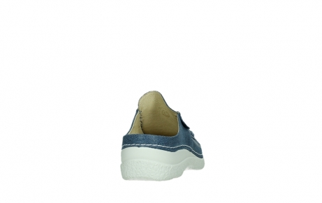 wolky clogs 06202 roll slide 15820 denimblue nubuck_20