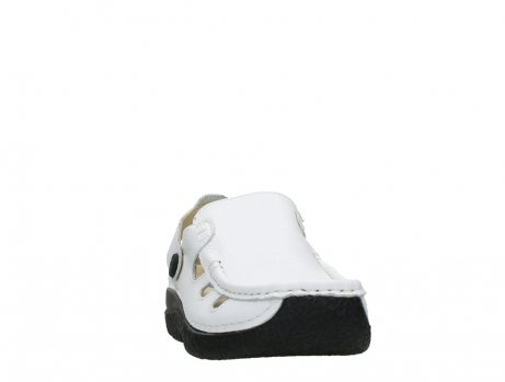 wolky clogs 06220 roll multi 70100 white printed leather_6