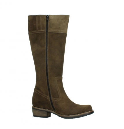 wolky high boots 00553 tinto 40310 mid brown oiled suede_14