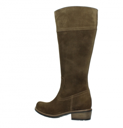 wolky high boots 00553 tinto 40310 mid brown oiled suede_3