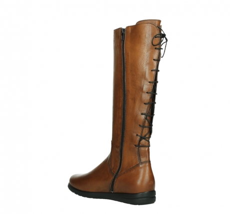 wolky high boots 02426 vector 20430 cognac leather_16