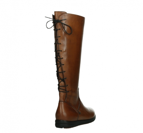 wolky high boots 02426 vector 20430 cognac leather_21