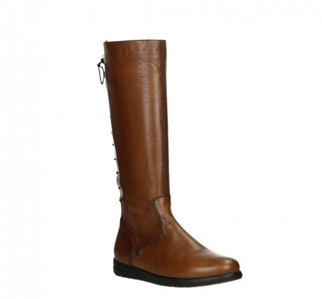 wolky high boots 02426 vector 20430 cognac leather_4