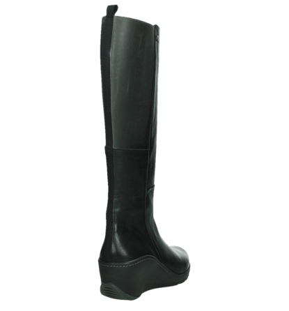 wolky high boots 03877 tanana 30000 black leather_21