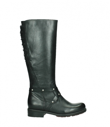wolky high boots 04433 belmore 20000 black leather_1