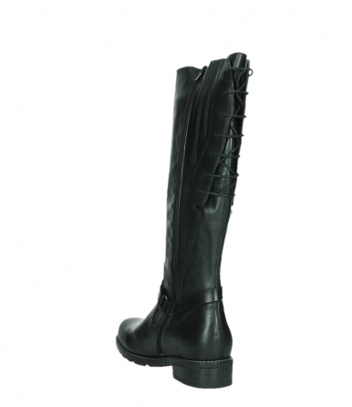 wolky high boots 04433 belmore 20000 black leather_17