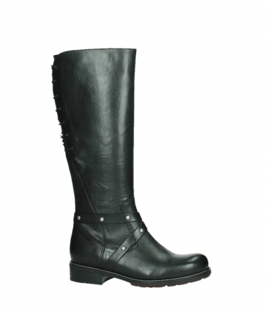 wolky high boots 04433 belmore 20000 black leather_2