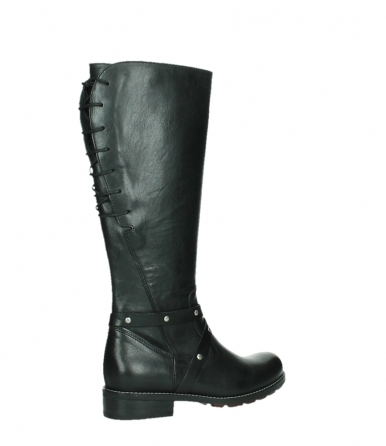 wolky high boots 04433 belmore 20000 black leather_23