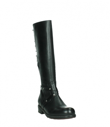 wolky high boots 04433 belmore 20000 black leather_5