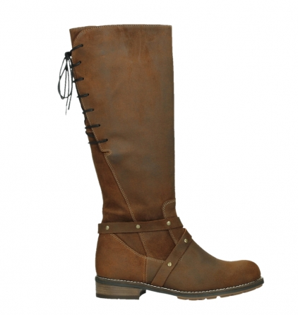 wolky high boots 04433 belmore 45410 tobacco suede_1