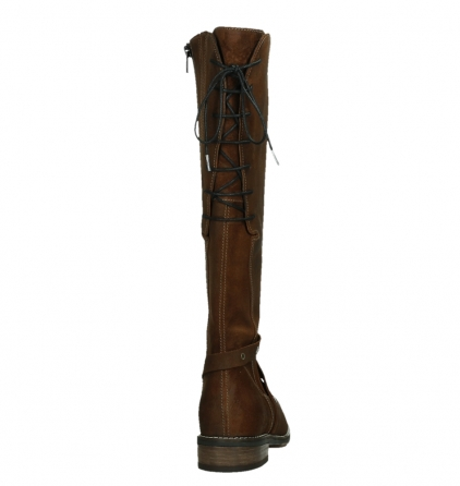 wolky high boots 04433 belmore 45410 tobacco suede_19