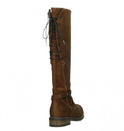 wolky high boots 04433 belmore 45410 tobacco suede_20