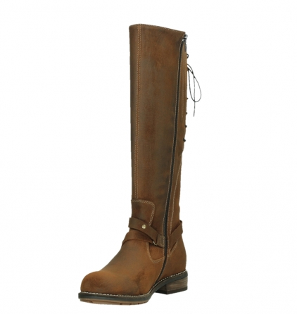 wolky high boots 04433 belmore 45410 tobacco suede_9