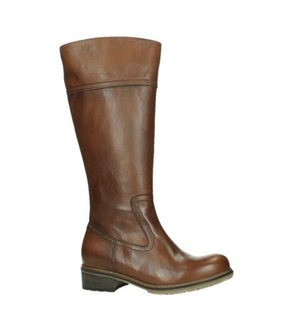 wolky high boots 04477 moher 32430 cognac leather_2