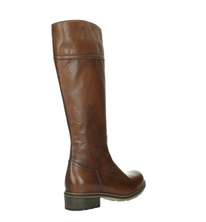 wolky high boots 04477 moher 32430 cognac leather_22