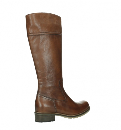 wolky high boots 04477 moher 32430 cognac leather_23