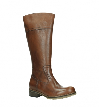 wolky high boots 04477 moher 32430 cognac leather_3