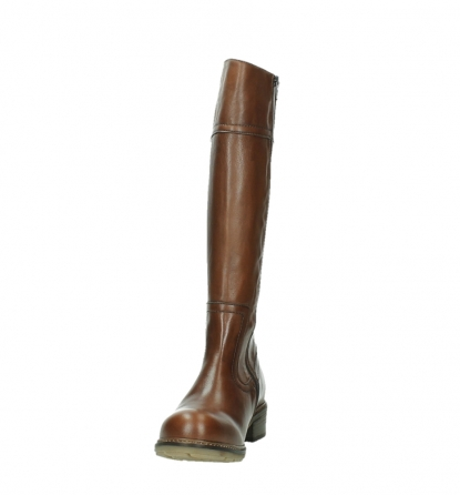 wolky high boots 04477 moher 32430 cognac leather_8