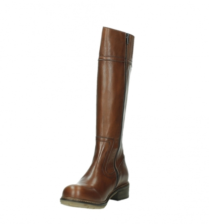 wolky high boots 04477 moher 32430 cognac leather_9