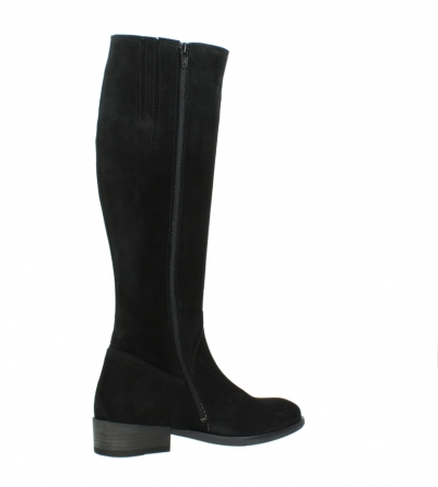 wolky high boots 04513 earl 40000 black suede_11