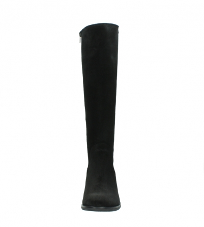 wolky high boots 04513 earl 40000 black suede_19