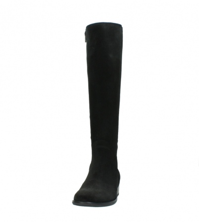 wolky high boots 04513 earl 40000 black suede_20