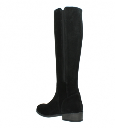 wolky high boots 04513 earl 40000 black suede_4
