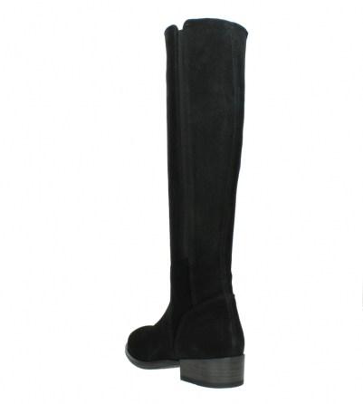 wolky high boots 04513 earl 40000 black suede_5