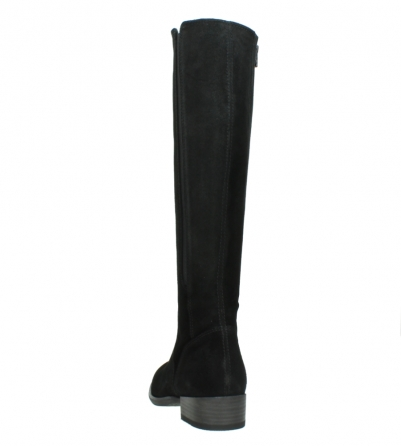 wolky high boots 04513 earl 40000 black suede_6