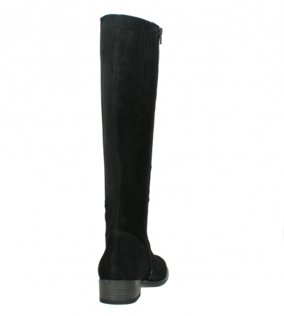 wolky high boots 04513 earl 40000 black suede_8
