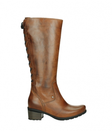 wolky high boots 07505 seoul 30430 cognac leather_1