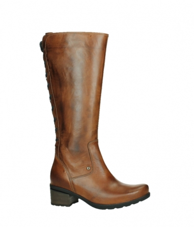 wolky high boots 07505 seoul 30430 cognac leather_2