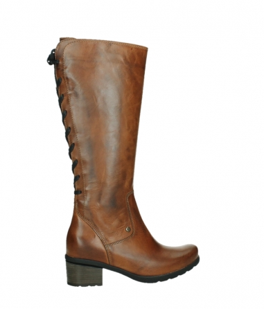 wolky high boots 07505 seoul 30430 cognac leather_24